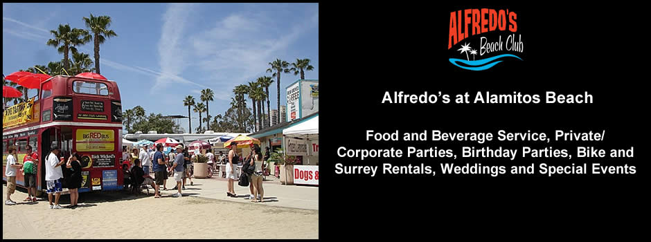 Alfredo's at Alamitos Beach