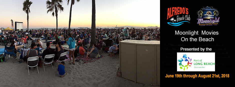 Moonlight Movie on the Beach